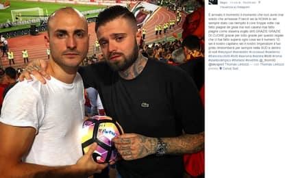 Totti Day, l'ultimo pallone calciato dal capitano
