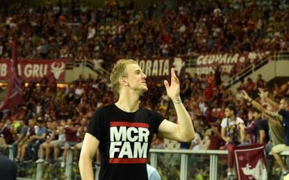 """Hart ai saluti: """"Sarò sempre un tifosi del Torino"""""""