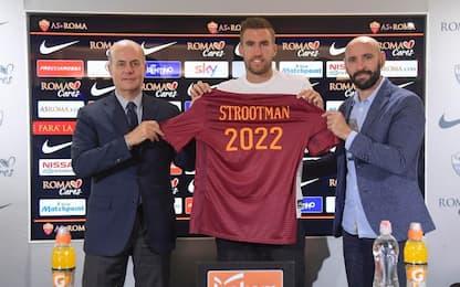 Roma, Strootman rinnova fino al 2022