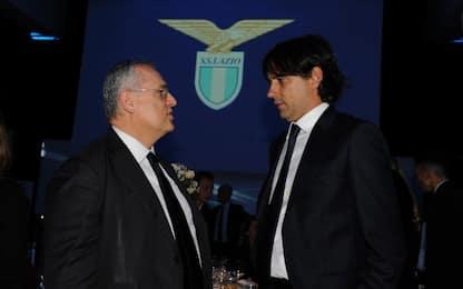 """Lazio, Lotito: """"Inzaghi non è mago Merlino"""""""