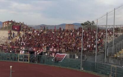 """Reggiana, Menichini: """"Non ci poniamo limiti"""""""