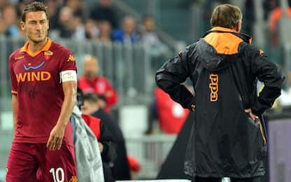 """Zeman: """"Totti meritava un altro anno a Roma"""""""