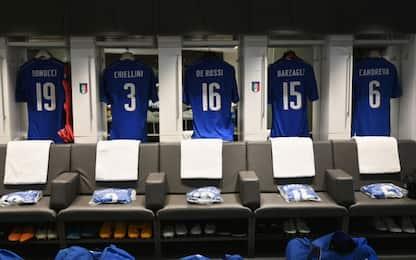 Italia-Liechtenstein, le formazioni ufficiali