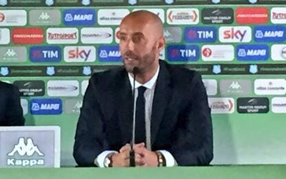 """Sassuolo, ecco Bucchi: """"Spero resti Berardi"""""""