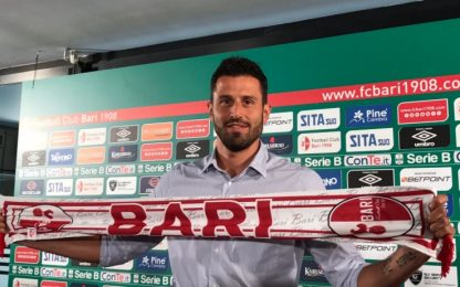 """Bari, Grosso: """"Lavoro, tifosi e bel calcio"""""""