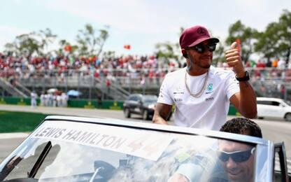 """F1, Hamilton: """"Potrei ritirarmi a fine stagione"""""""