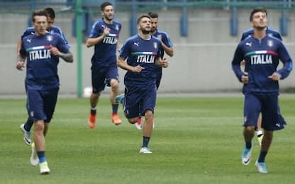 U21, Di Biagio torna con Gaglia e Benassi dal 1'
