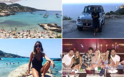 In vacanza coi calciatori: la guida per Ibiza
