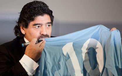 Napoli, a Maradona la cittadinanza onoraria