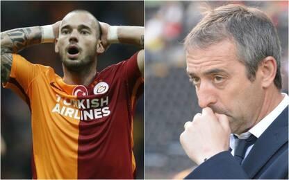 Samp, niente Sneijder: l'olandese non convince