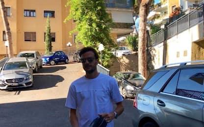 Lazio, continuano le visite: da Parolo a Marchetti