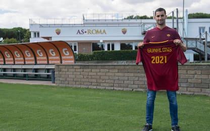 Roma, ufficiale Gonalons: contratto fino al 2021