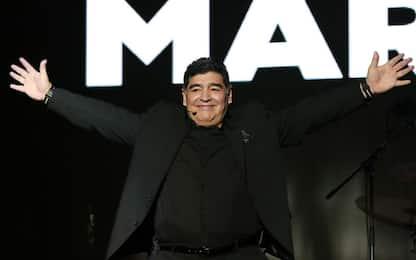 """Maradona contro Icardi: """"In Nazionale per Zanetti"""""""