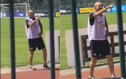 """Spalletti difende Ranocchia: """"Non rompete i c..."""""""