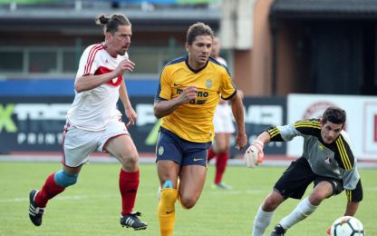 Verona, subito Cassano mania. 2 gol per Cerci