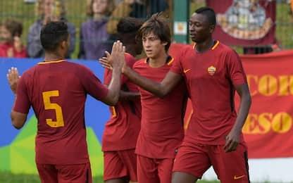 La Roma vince ancora, battuto 1-0 lo Slovacko