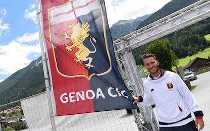 """Genoa, Bertolacci: """"Questa è la mia seconda casa"""""""