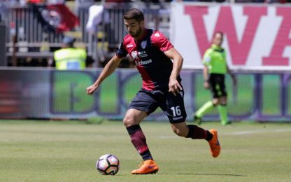 """Cagliari, Faragò: """"Io terzino? Pronto alla sfida"""""""
