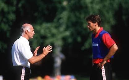 La prima di Sacchi: 30 anni fa creava il suo Milan