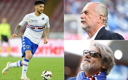 Soriano-Napoli, l'affare che saltò per 4 minuti