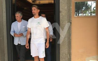 Sampdoria, visite ok per Ramirez: ora la firma