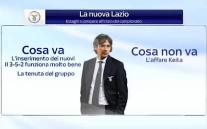 Inzaghi, road to Juve: il cammino della Lazio