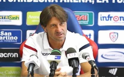 """Cagliari, Rastelli: """"Partire col piede giusto"""""""