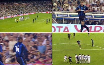 Memorie di Adriano: quella punizione al Real…