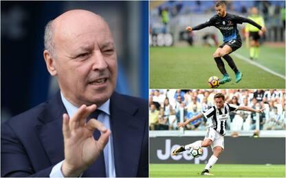 """Juve, Marotta: """"Spinazzola rimarrà all'Atalanta"""""""