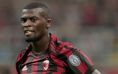 """Milan, Niang: """"Vorrei scegliere io dove giocare"""""""