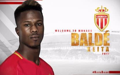 """Keita: """"Spero di crescere tanto in Ligue 1"""""""