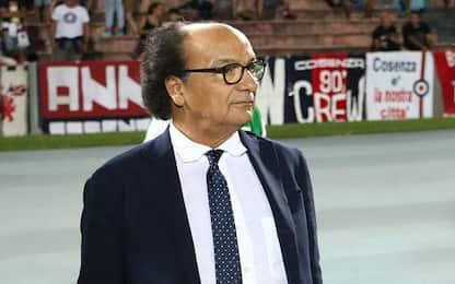 """Cosenza, Guarascio: """"Un sogno meritato"""""""