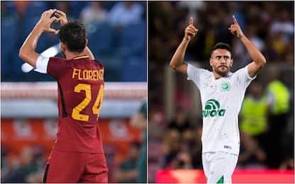 Roma-Chape 4-1: a segno Florenzi e Alan Ruschel