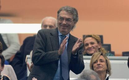 """Moratti: """"Scudetto all'Inter non è un'utopia"""""""