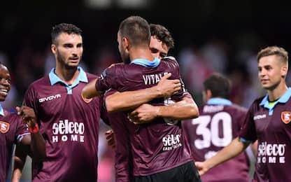 """Salernitana, Fabiani: """"Campionato stranissimo"""""""