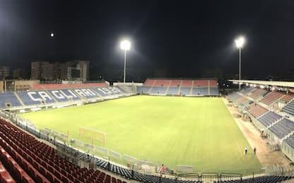 """Cagliari, domenica esordio alla """"Sardegna Arena"""""""
