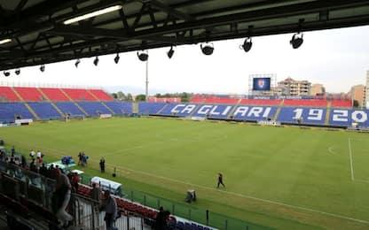 Cagliari, Sardegna Arena sold out
