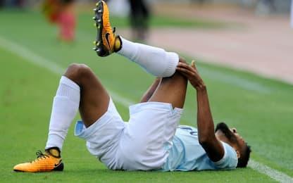 Lazio, c'è il Vitesse: infortunio per Wallace