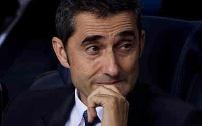 "Valverde: ""Addio Neymar duro, vinciamo tutto"""