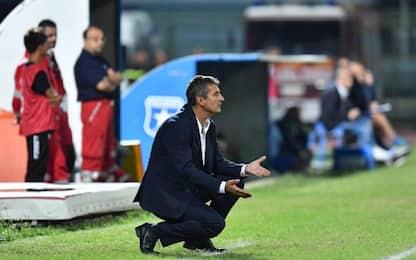 """Reggina, Maurizi: """"Dispiace uscire dalla Coppa"""""""