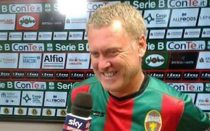 """Ternana, Pochesci: """"Orgoglioso dei miei"""""""