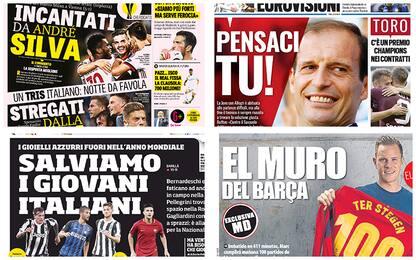 Europa League, Juve e non solo: rassegna stampa