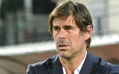 Catania, Sottil nuovo allenatore: è ufficiale