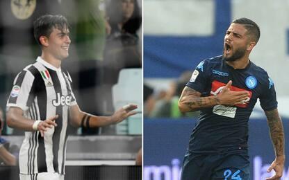 Juve e Napoli, la strana coppia della Serie A