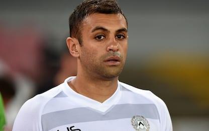 Udinese, stop per Danilo: il report medico