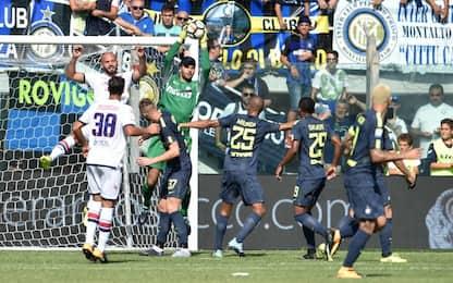 Inter, difesa di ferro: meglio solo il Dortmund