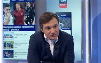 """Caressa: """"Montella va tenuto, Inzaghi da Scudetto"""""""