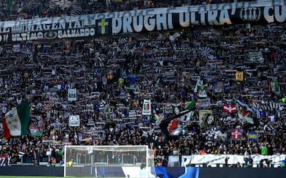 """La 'ndrangheta controllava tifo Juve"""