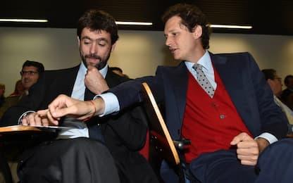 """John Elkann: """"Fiducia totale in Andrea Agnelli"""""""