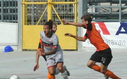 Serie C, risultati e classifica del girone B